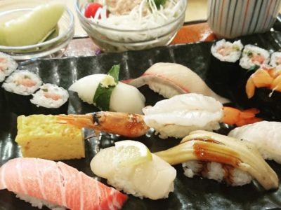 旨い寿司!ランチはコスパ最強【活鮮 船尾店】