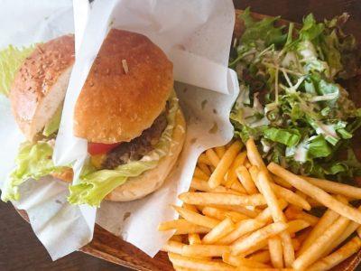 オシャレで美味しいカフェレストラン【カリフォルニアスタイルキッチン】