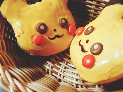 続報!ピカチュウドーナツのゲット方法【ミスタードーナツ イオン千葉ニュータウン店】