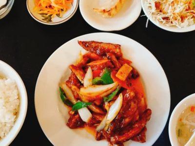 安くて満腹満足な中華【美食府 印西店】