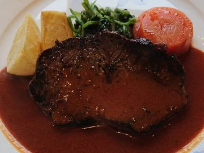 【閉店】 元フレンチシェフの素敵カフェ【カフェレストラン ルーフルーフ】